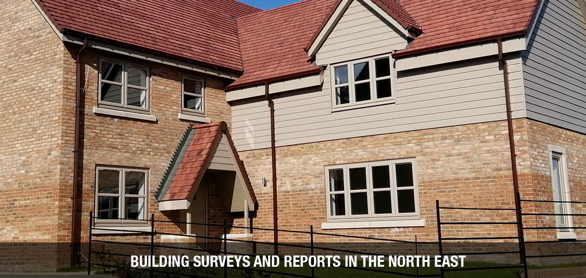 Building survey reports North East