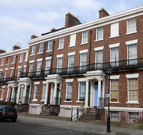 Street houses - survey